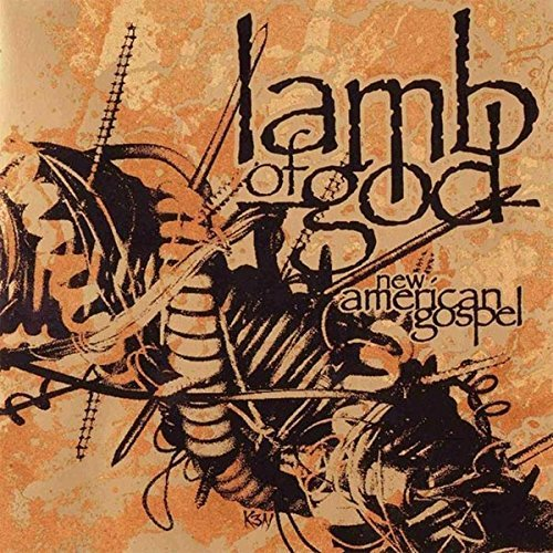 Lamb Of God New American Gospel Silver Edition Remastered And Re Issued On Silver Vinyl * Limited