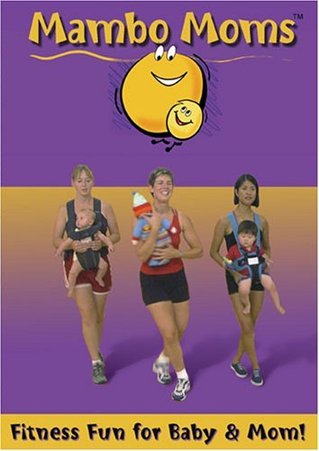 Susan Peach Frederic Robinson Mambo Moms Fitness Fun For For Baby & Mom