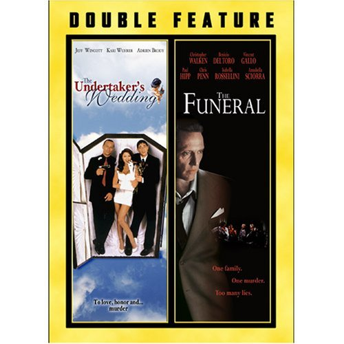 Undertaker's Wedding Funeral Undertaker's Wedding Funeral Slimlilne R 2 DVD