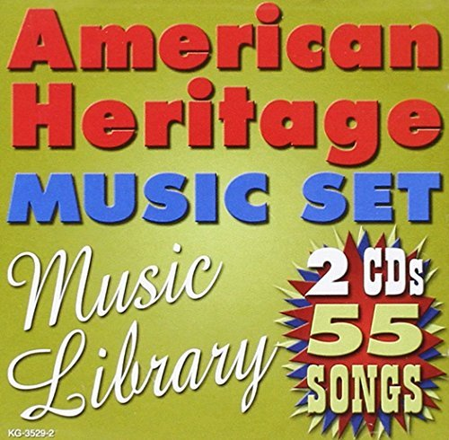 American Heritage Vol. 1 Music Library 55 Songs