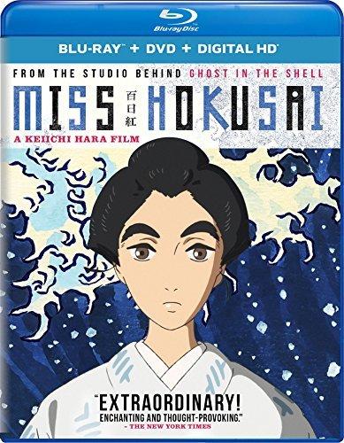 Miss Hokusai/Miss Hokusai@Blu-ray/Dvd/Dc@Pg13