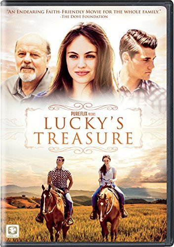 Lucky's Treasure Ironside Delaney Neal DVD Nr