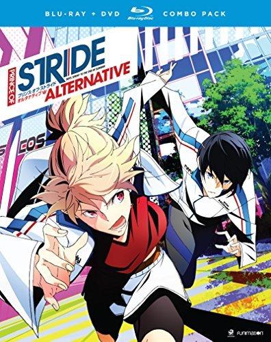 Prince Of Stride: Alternative/The Complete Series@Blu-ray/Dvd@Nr