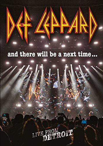 Def Leppard/& There Will Be A Next Time: L@Import-Gbr
