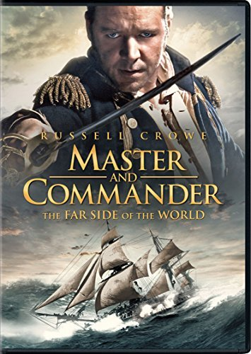 Master & Commander Far Side Of Crowe Bettany Boyd D'arcy