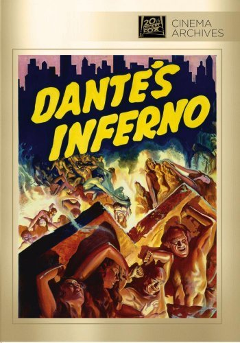 Dante's Inferno Dante's Inferno DVD Mod This Item Is Made On Demand Could Take 2 3 Weeks For Delivery
