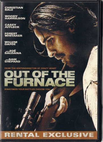 Out Of The Furnace Bale Affleck Saldana DVD R