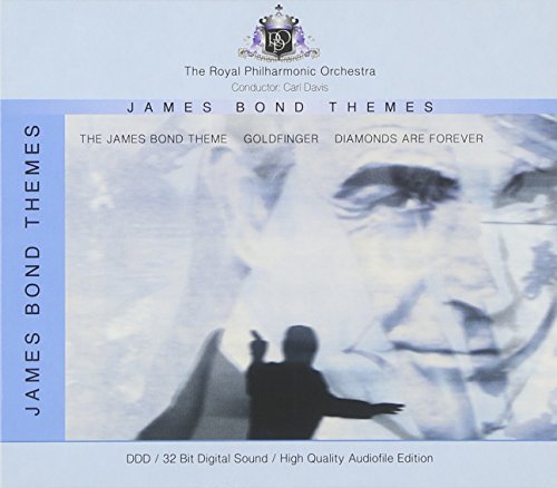 James Bond Themes James Bond Themes Davis Royal Philharmonic Orche