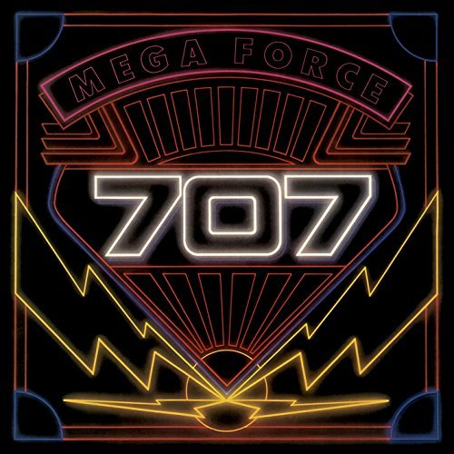 707/Mega Force@Import-Gbr@Deluxe Ed./Remastered/Incl. Bo