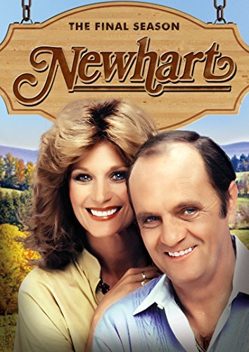 Newhart Season 8 (final Season) DVD