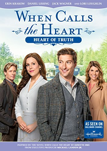 When Calls The Heart: Heart Of Truth/When Calls The Heart: Heart Of Truth@Dvd