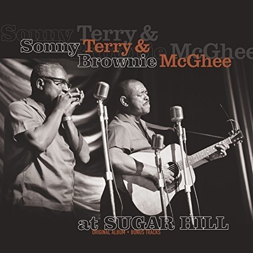 Terry,Sonny / Mcghee,Brownie/At Sugar Hill@Import-Nld