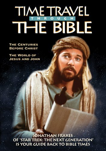 Jonathan Frakes International Lutheran Layman's Le Time Travel Through The Bible