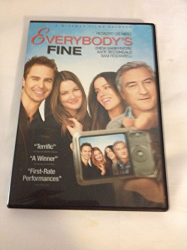 Everybody's Fine Deniro Barrymore Beckinsale Ro