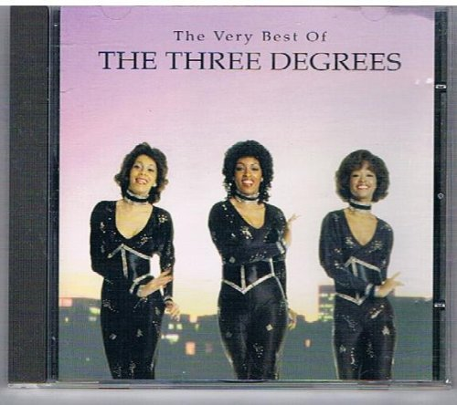 The Three Degrees The Very Best Of The Three Degrees