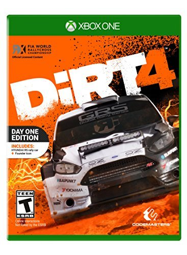 Xbox One Dirt 4 (day 1 Edition)