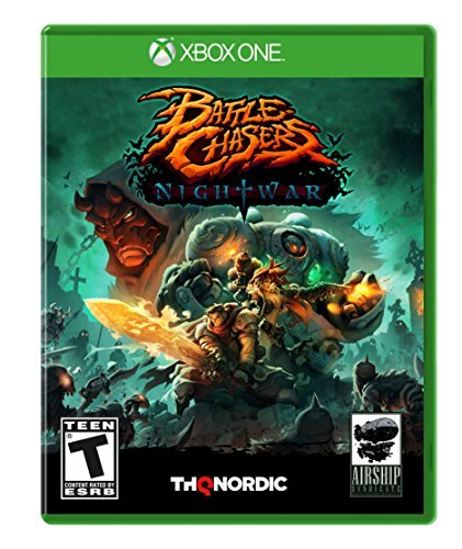 Xbox One Battle Chasers Nightwar