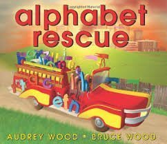 Audrey And Bruce Wood Alphabet Rescue