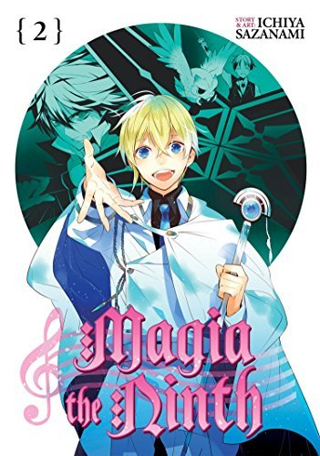 Ichiya Sazanami Magia The Ninth Vol. 2