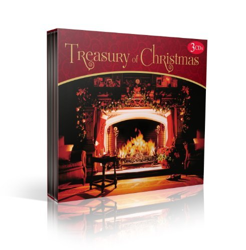 101 Strings Orchestra Treasury Of Christmas (3 CD Set)