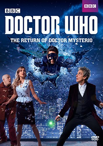 Doctor Who Return Of Doctor Mysterio DVD