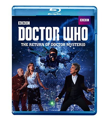 Doctor Who Return Of Doctor Mysterio Blu Ray Nr