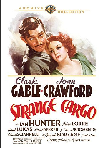 Strange Cargo Crawford Gable DVD Mod This Item Is Made On Demand Could Take 2 3 Weeks For Delivery
