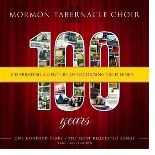 Mormon Tabernacle Choir 100 Celebrating A Century Of 2 CD Incl. DVD
