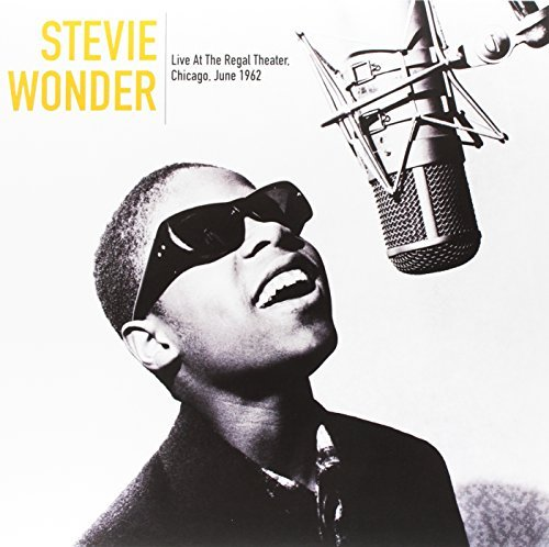 Stevie Wonder Live At The Regal Theater Chicago June 1962 Lp