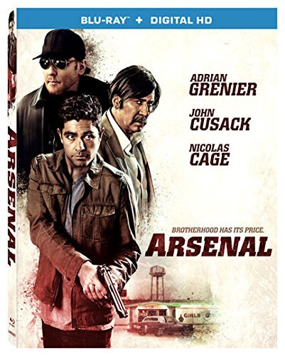 Arsenal/Grenier/Cusack/Cage@Blu-ray/Dc@R
