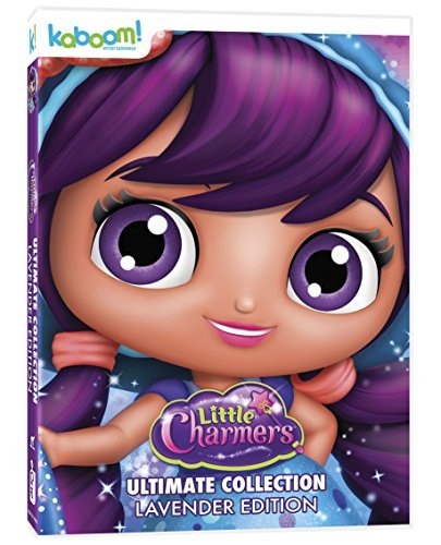 Little Charmers Ultimate Collection Lavender DVD