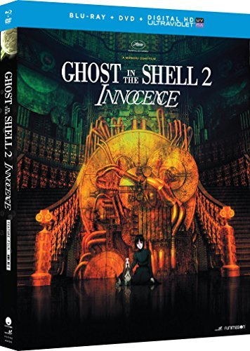 Ghost In The Shell 2 Innocence Ghost In The Shell 2 Innocence Blu Ray Pg13