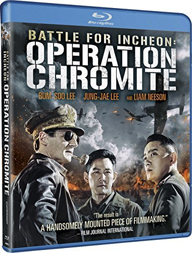 Battle For Incheon Operation Chromite Battle For Incheon Operation Chromite Blu Ray Nr