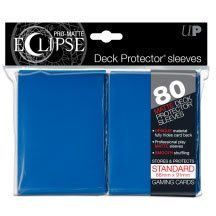 Card Sleeves Eclipse Blue Pro Matte 80 Pack