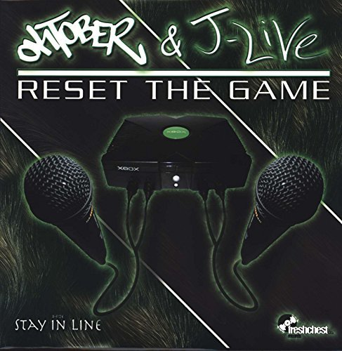 Oktober & J Live Reset The Game Explicit Version B W Stay In Line