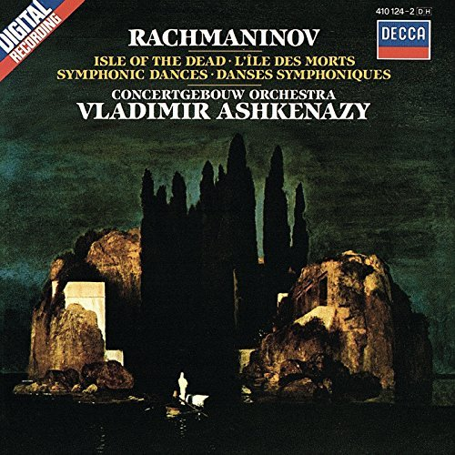 S. Rachmaninoff Isle Of The Dead; Symphonic Da
