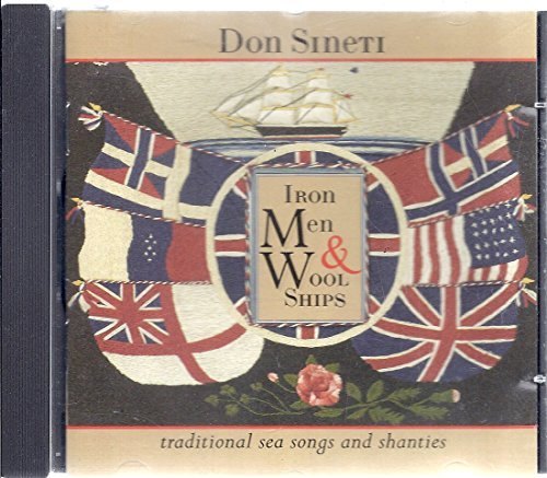 Don Sineti Men & Wool Ships Traditional Sea Songs & Shant