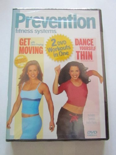 Prevention Fitness Systems DVD 2 Pack Workouts In