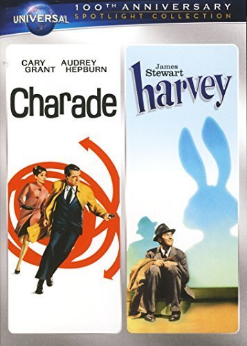 Charade Harvey Double Feature DVD Charade Harvey Double Feature DVD