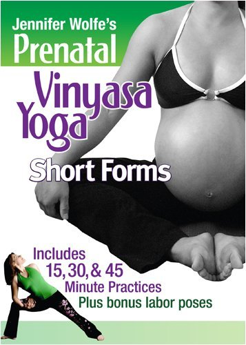 Jennifer Wolfe Liza Baskind Karn Knight Aoife Kimb Prenatal Vinyasa Yoga ~ Short Forms With Jennifer