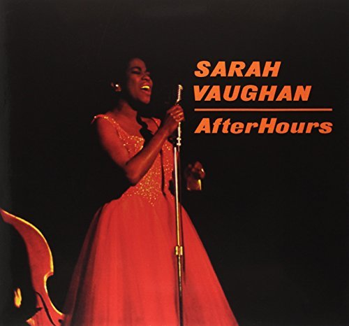 Sarah Vaughan After Hours Lp