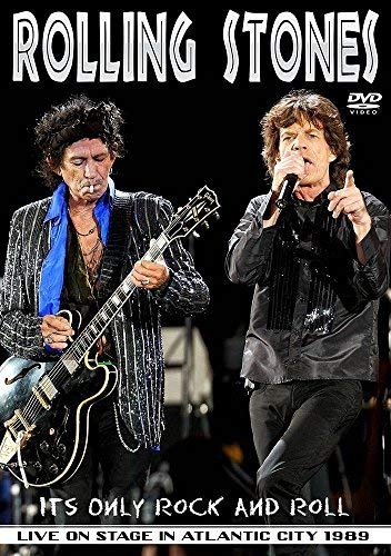 Rolling Stones It's Only Rock & Roll DVD