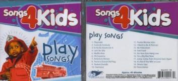 [audio Cd] Songs 4 Kids Play Songs