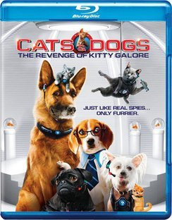 Cats & Dogs The Revenge Of Kitty Galore O'donnell Applegate
