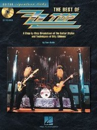 Dave Rubin The Best Of Zz Top A Step By Step Breakdown Of The Guitar Styles And