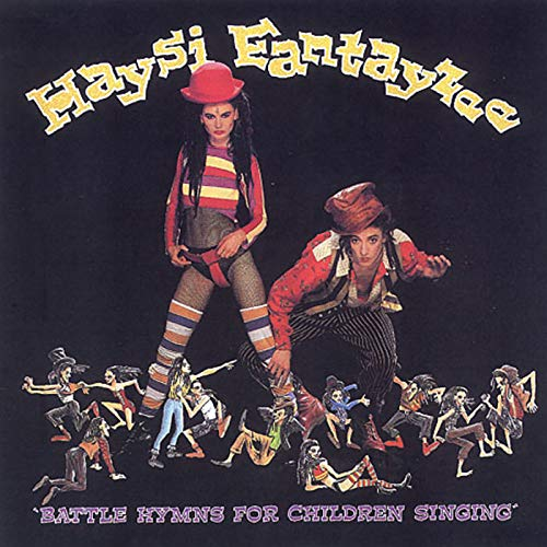 Haysi Fantayzee Battle Hymns For Children Sing Import Gbr