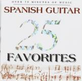25 Spanish Guitar Favorites 25 Spanish Guitar Favorites