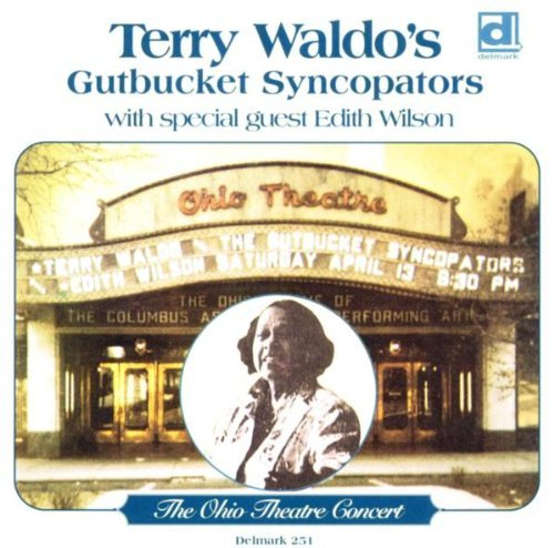 Terry Gutbucket Syncopat Waldo Ohio Theater Concert Featuring