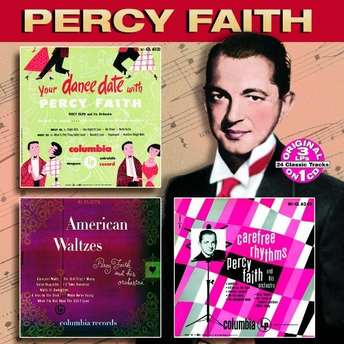 Percy Faith Your Dance Date American Waltz 2 On 1