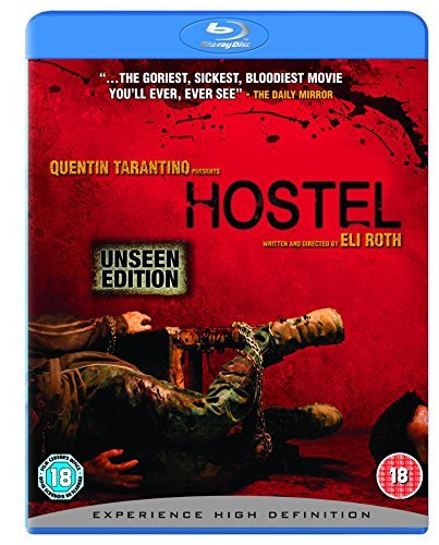 Hostel Hostel Import Eu Blu Ray